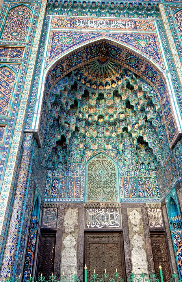 Moskee van Sint Petersburg