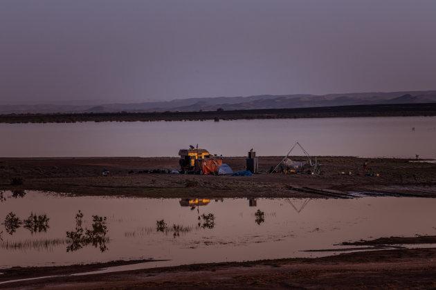 Nog een foto van het meer