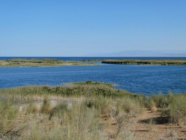 Aydarkul meer