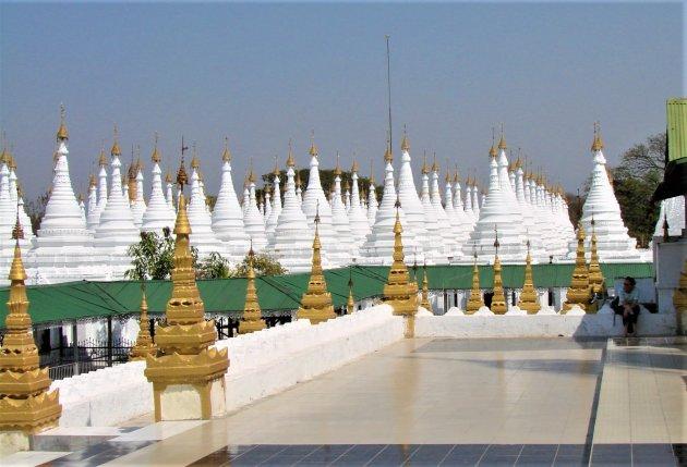Witte Pagoda.