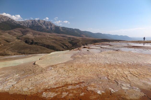 Bedab-e Sort Springs