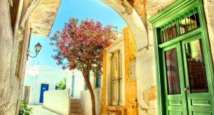 Mini travel guide Naxos