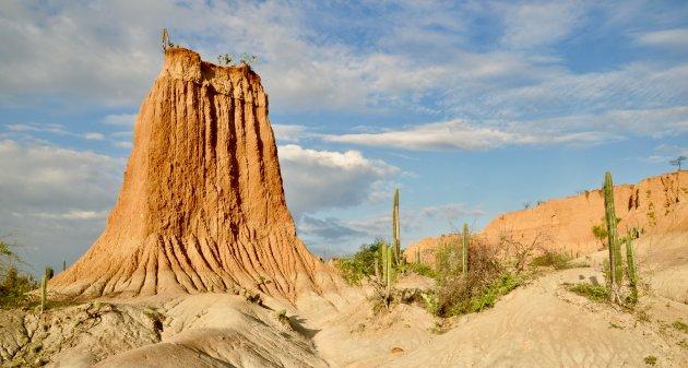 Tatacoa woestijn