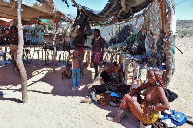 Onze eerste Himba's