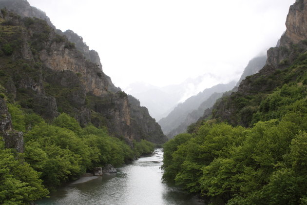 De onontdekte natuur van de Zagori