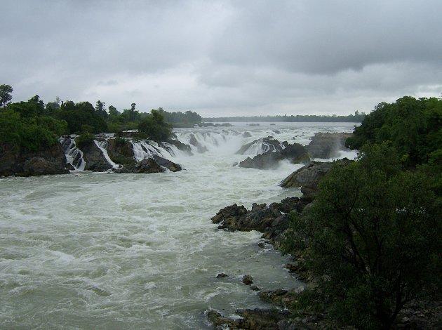 Niagara van Azië