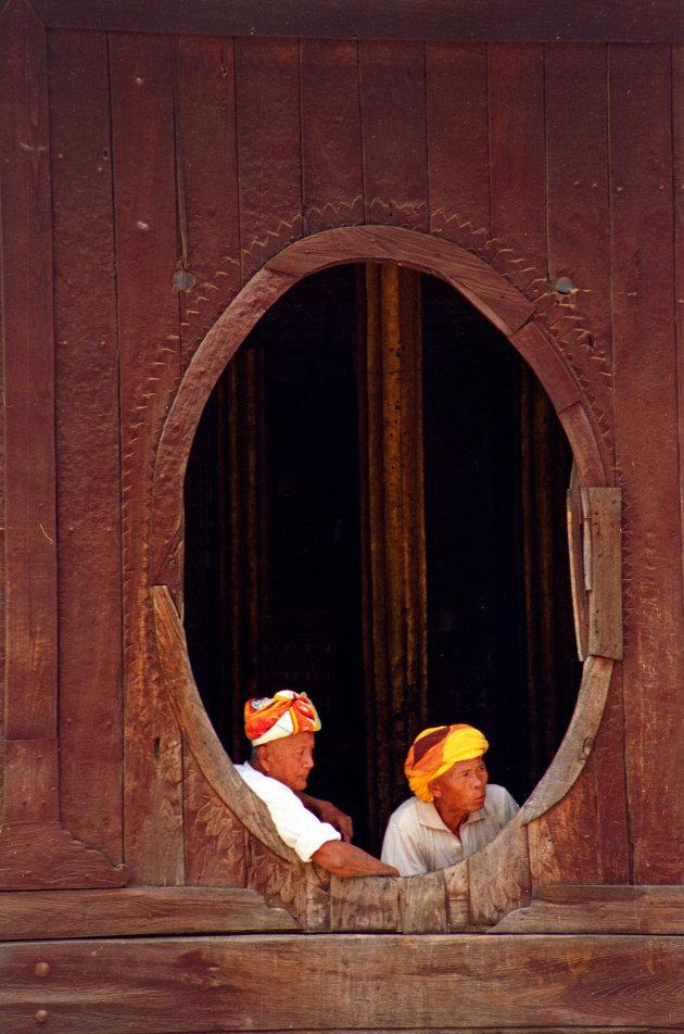 Shwe Yaunghwe Kyaung klooster
