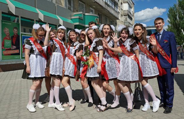 Feest in Tiraspol