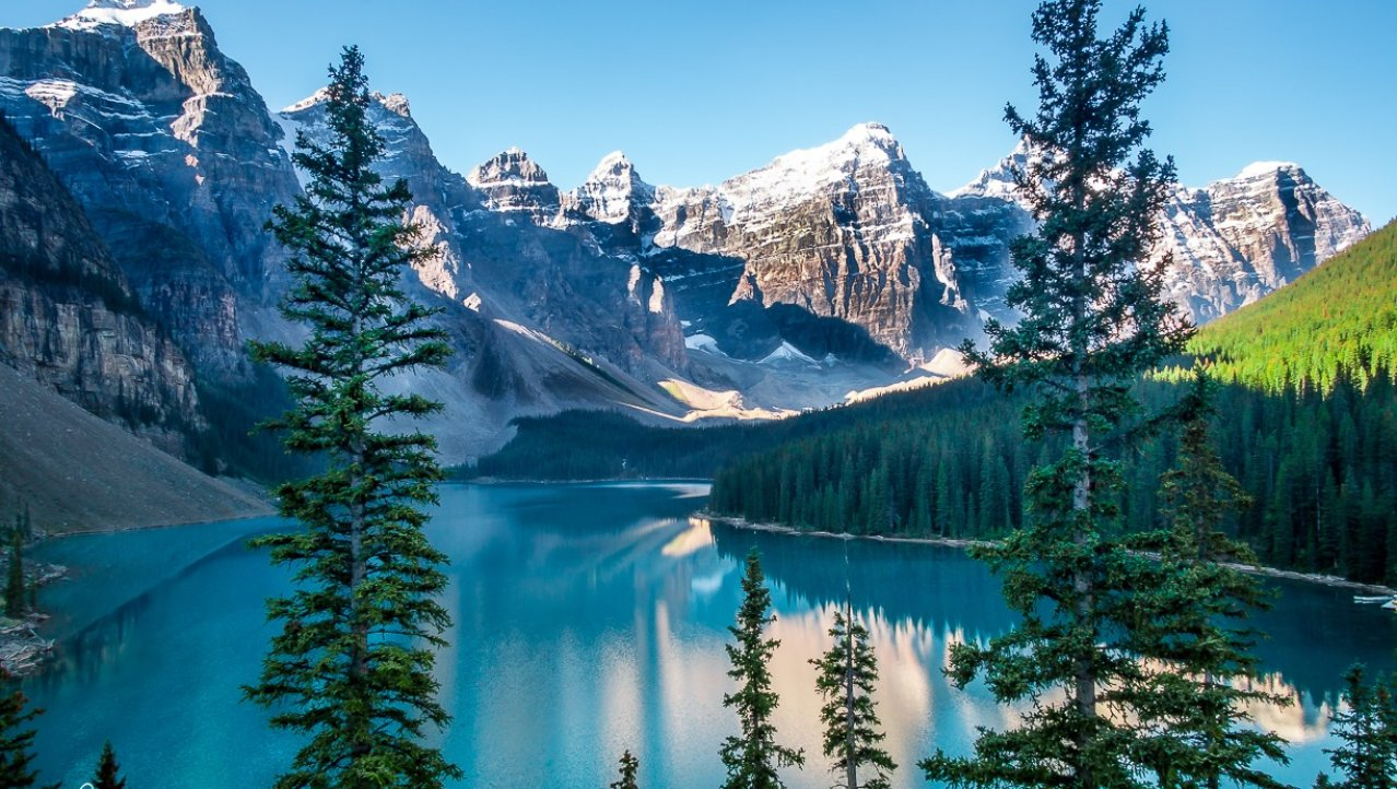 Moraine Lake - My Favorite