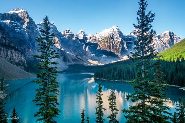 Moraine Lake - My Favorite