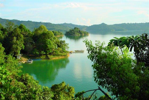 Batang Ai nationaal park.