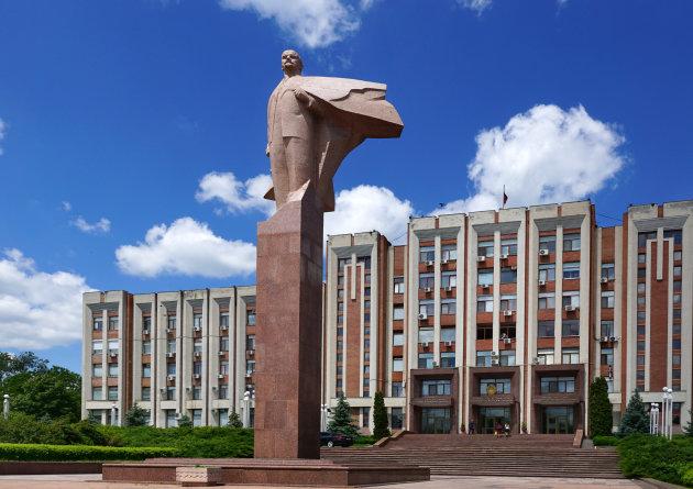 Lang leve Lenin in Tiraspol