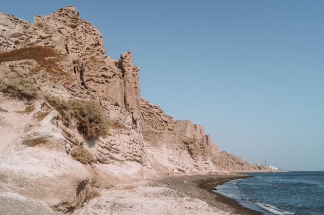 Griekse parel op Santorini