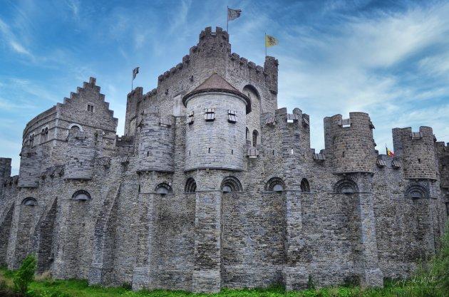De tijden van Gentse ridders .....