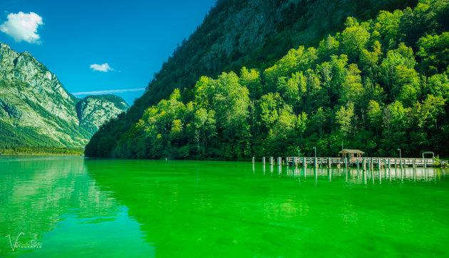 Salet - Magisch Groen