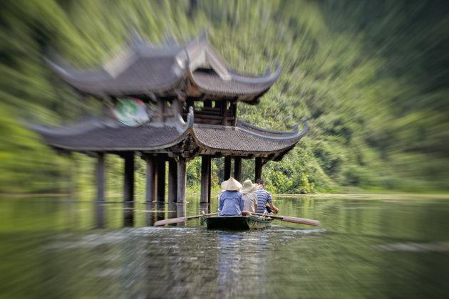 Boottocht Trang An