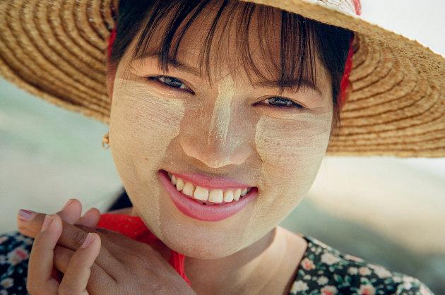 Birma Thanaka