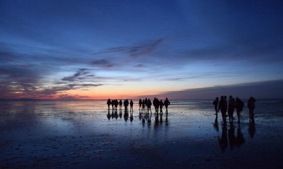 sterren en wandelen Lauwersmeer