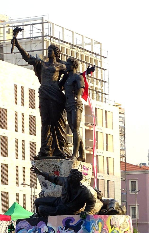 Monument der martelaren