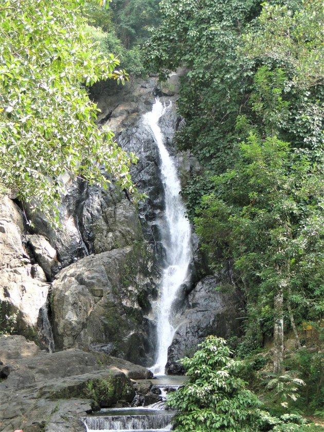 De Pun Ya Ban waterval.