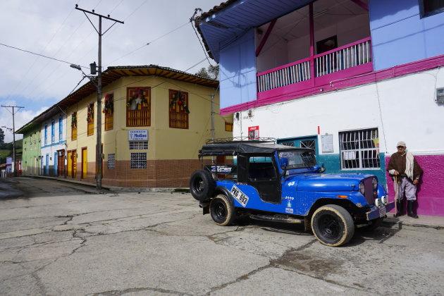 Typisch Colombia