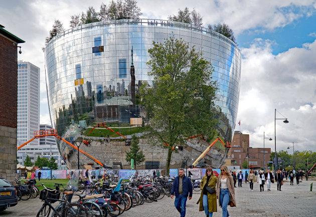 Spiegel je in Depot Rotterdam
