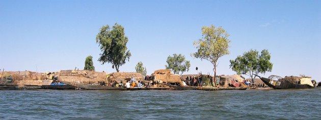 Leven langs de Niger