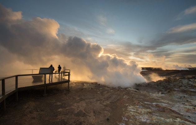 Gunnuhver geothermisch gebied