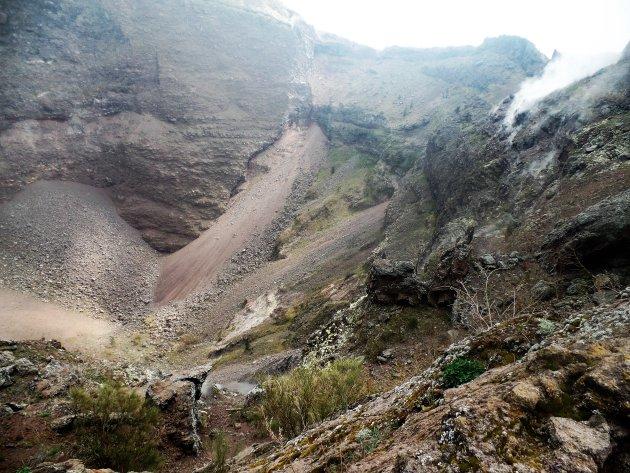 Krater Vesuvius