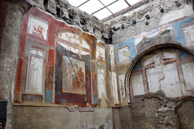 Het onbekende broertje van Pompei