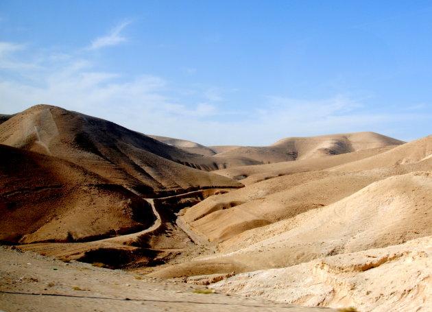 Negev woestijn.
