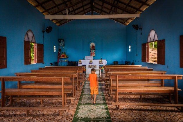Kerkje in Boca da Valeria