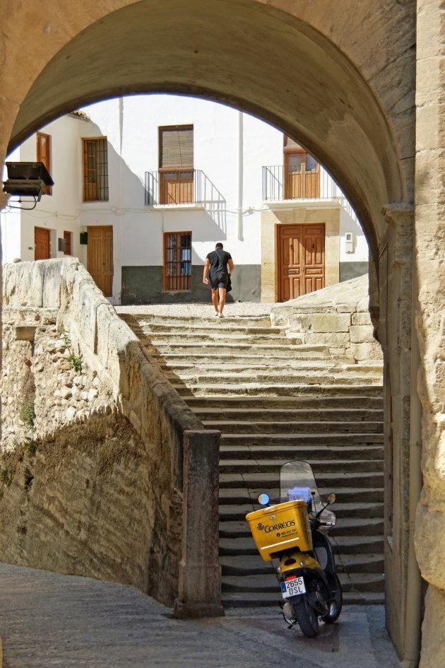 Gratis workout in Alhama de Granada