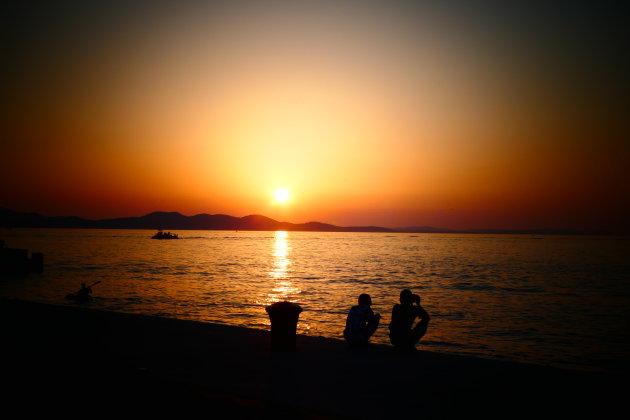 Relaxed in Zadar