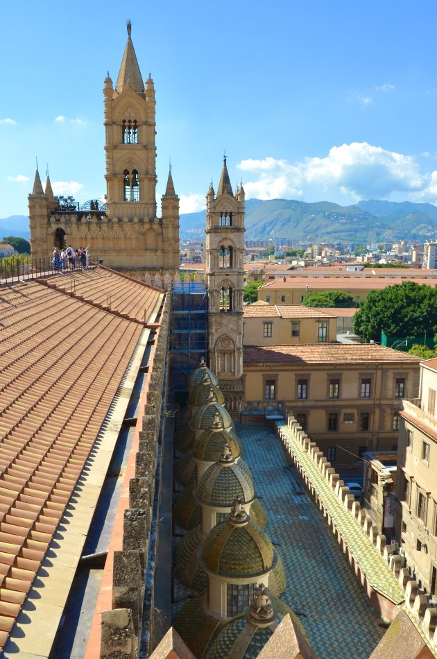 Kathedraal van Palermo