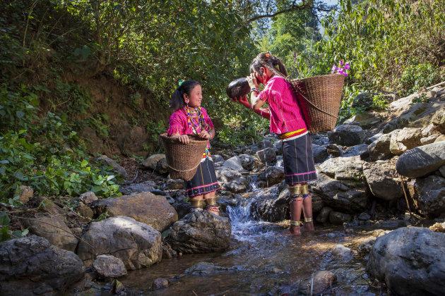 bezoek de Ka Yaw stam