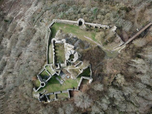 Burgruïne Winneburg