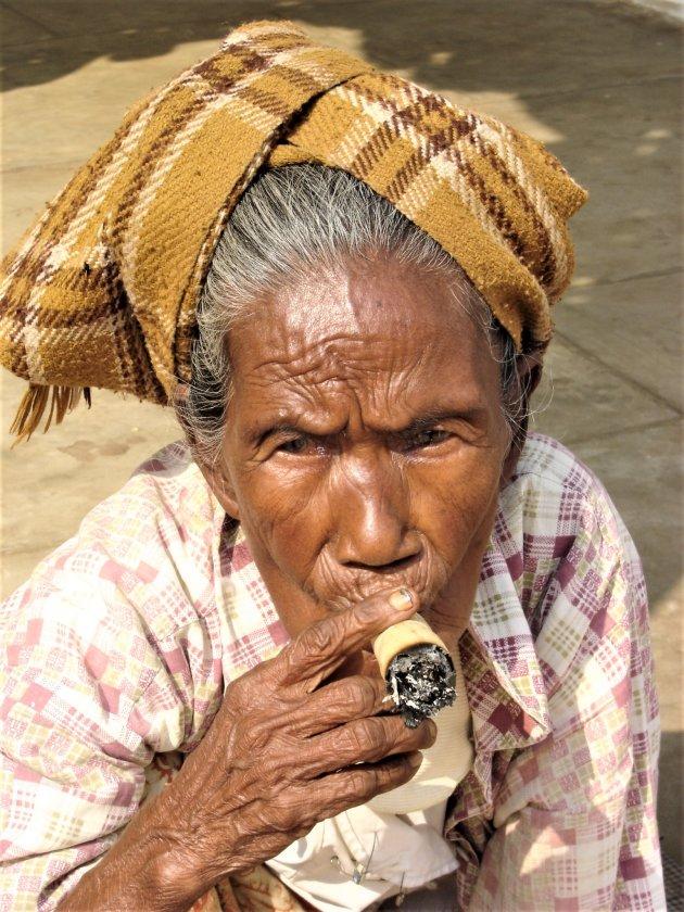 Even tijd voor een sigaartje!