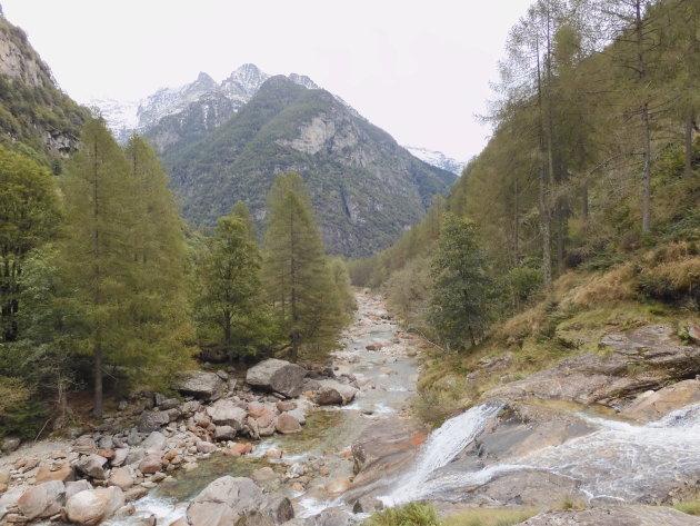 Valla Verzasca, Zwitserland