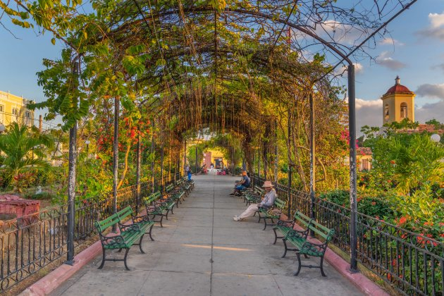 Plaza Carillo