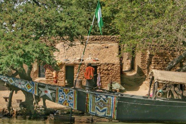 Eenvoud langs de Niger