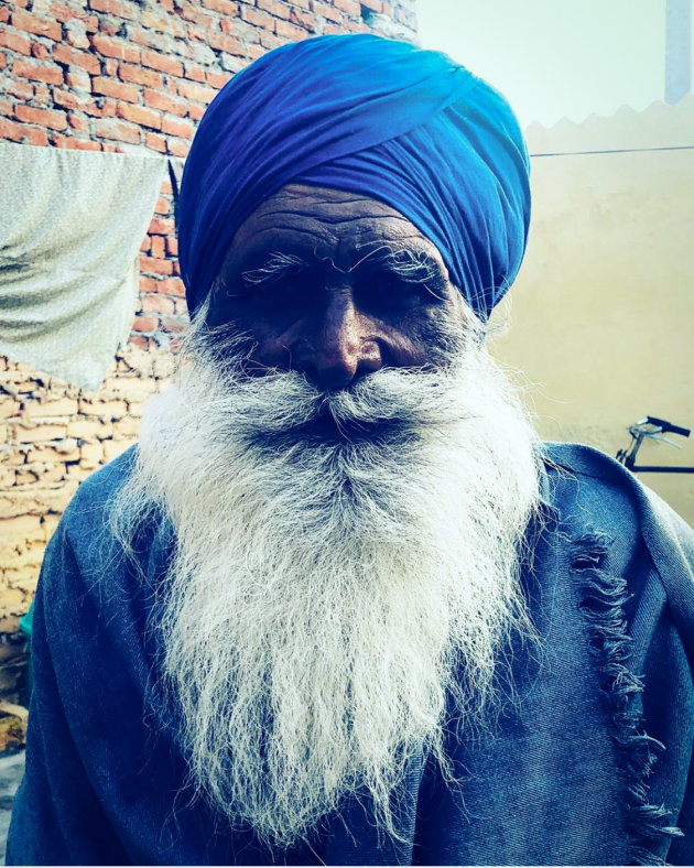 Indian Grandfather