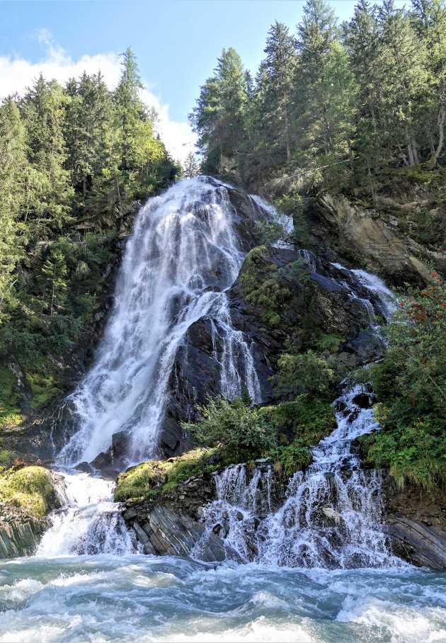 Staniskabach Waterval
