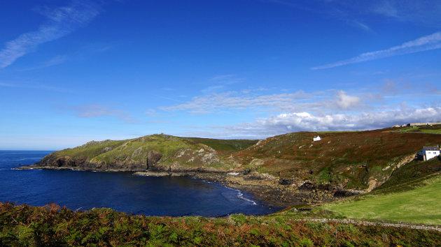 Van Cape Cornwall naar Land's End