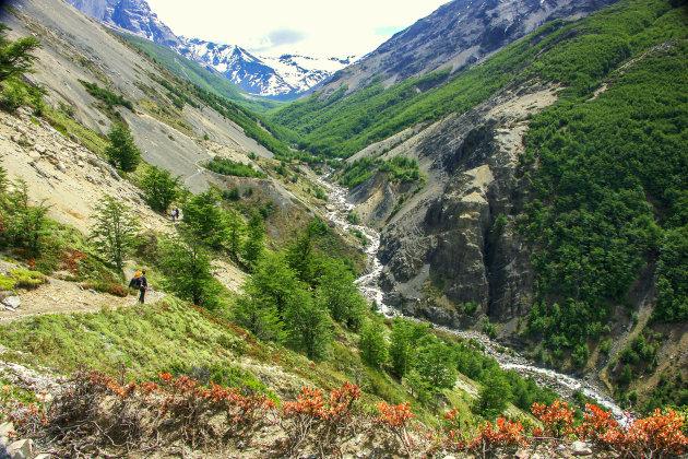 Trektocht door het N.P Torres del Paine