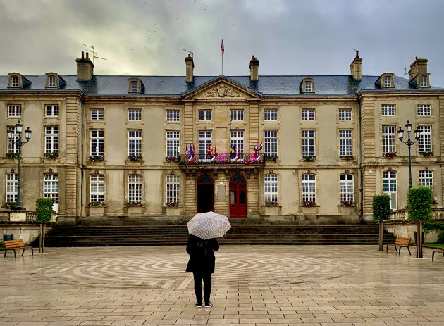Regenachtig Bayeux