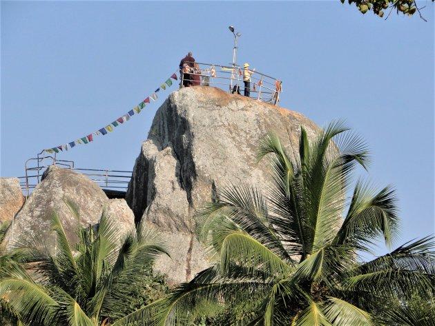 De Rots van Mahinda.