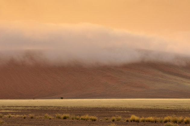 Mist in de Sossusvlei