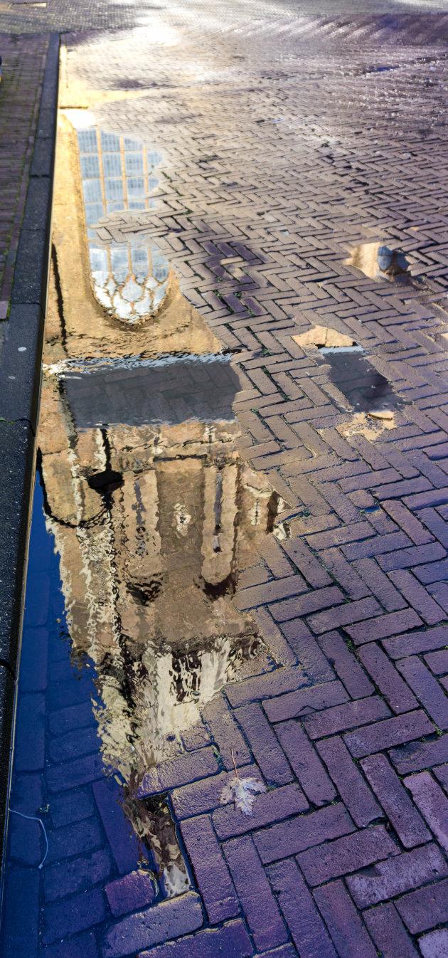 Delft gespiegeld