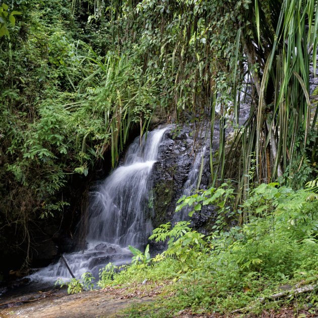 Durian Perangin waterval